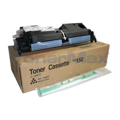 SAVIN 3640 3680 3685 TYPE 150 TONER BLACK